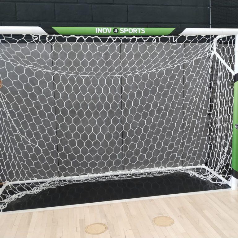 baliza e pavimento desportivo sobre inov4sports