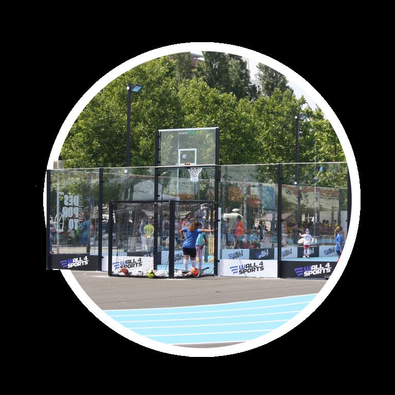 multidesportivo de exterior inov4sports