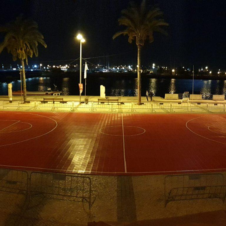 pavimento desportivo exterior sobre inov4sports