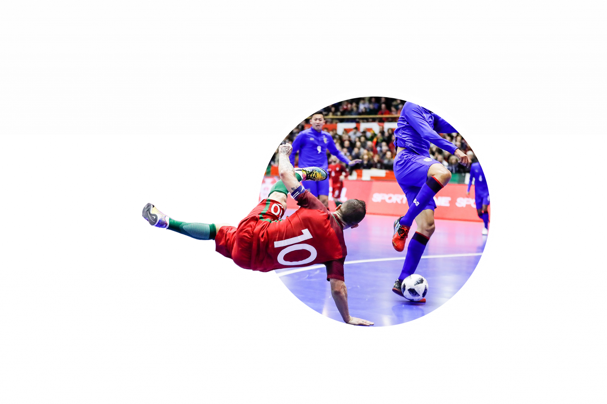 pavimento futsal competição inov4sports