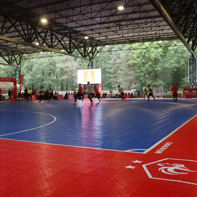 pavimento desportivo de exterior inov4sports