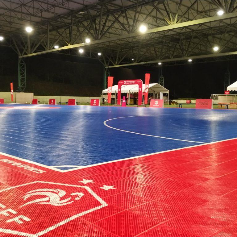 pavimento desportivo de exterior sobre inov4sports