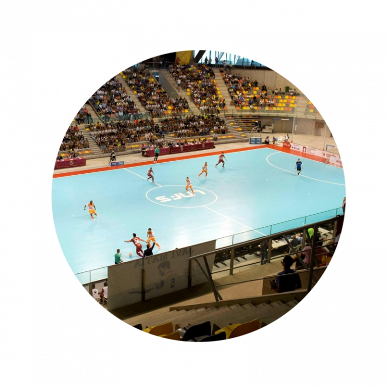 pavimento futsal competição lnfs inov4sports